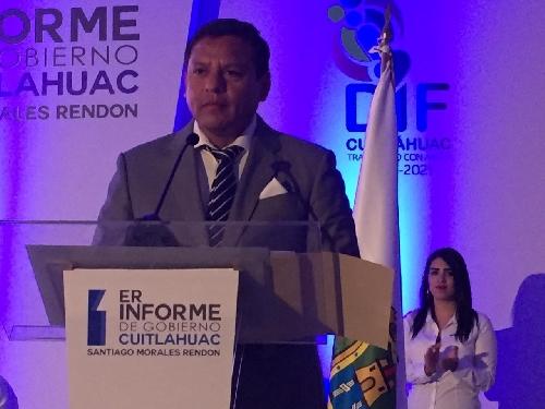 En Cuitláhuac, Santiago Morales rebasó las metas - Veracruz
